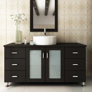 Demi Lune Bathroom Vanity | Wayfair