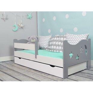 Atlas Convertible Toddler Bed by HoneyBee Nursery