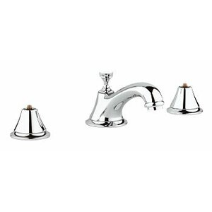 Seabury Widespread Bathroom Faucet, Less Handles