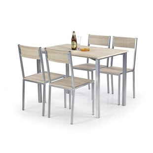 Ralph Dining Set With 4 Chairs By Castleton Home