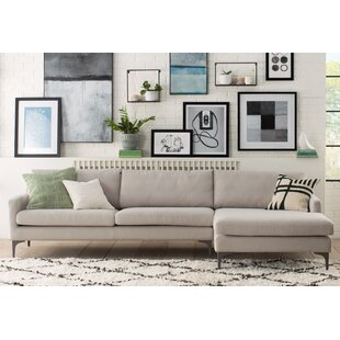 MidCentury Modern Sectional Sofas Youll Love Wayfair