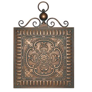 Copper Wall Decor copper metal wall art you'll love | wayfair