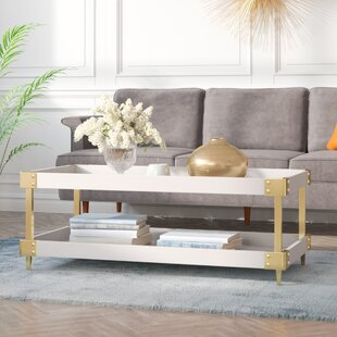 Ordinaire Blais Coffee Table With Tray Top