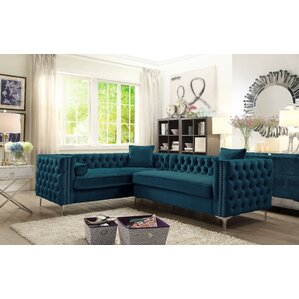 Alsafi Sectional by Everly Quinn