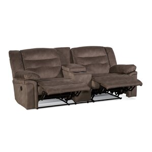 Serta Upholstery Arnold Reclining Sofa by Red Barrel Studio
