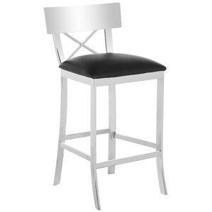 Burnside 30.5'' Bar Stool by Latitude Run