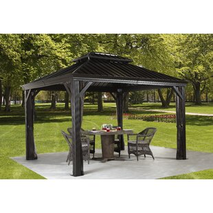 Messina Aluminum Patio Gazebo