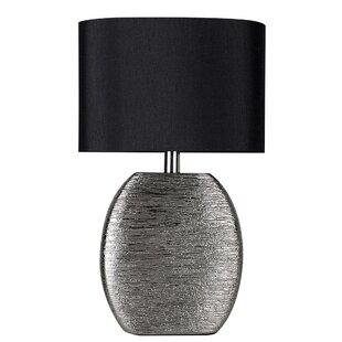 Black table lamps wayfair save mozeypictures Images