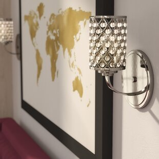 Senters 1 Light Wall Sconce
