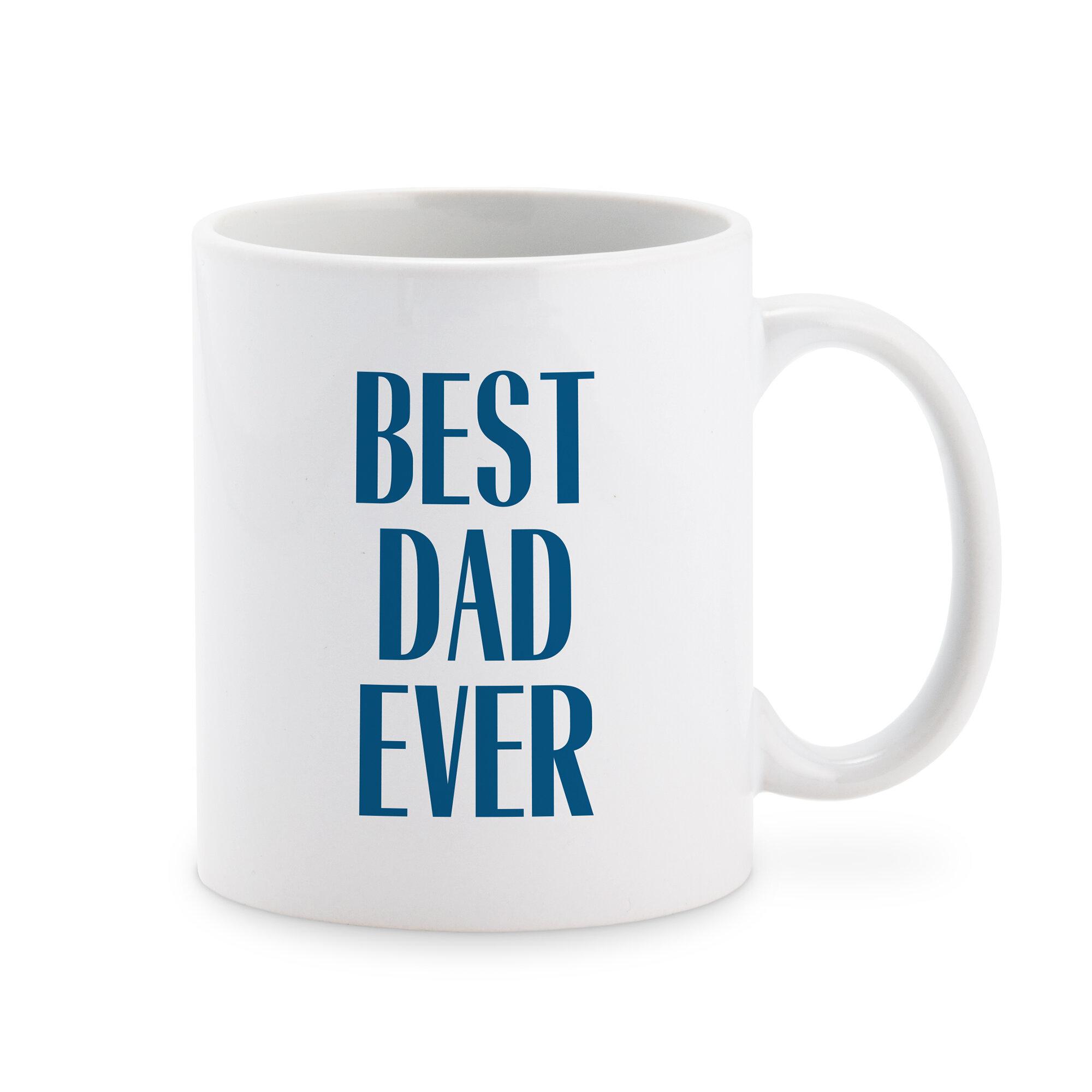 Ellenton Coffee Table With Storage: Winston Porter Ellenton Best Dad Ever Personalized Coffee