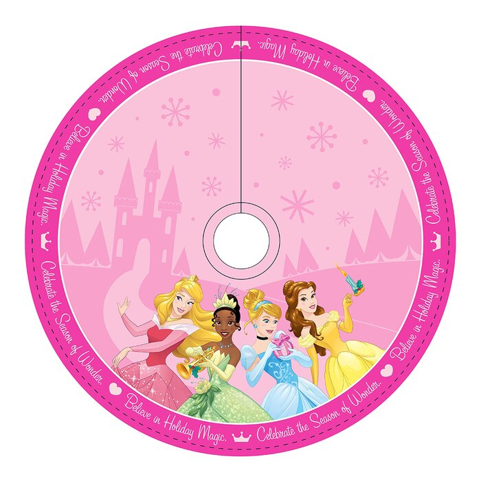 Disney Princess Tree Skirt