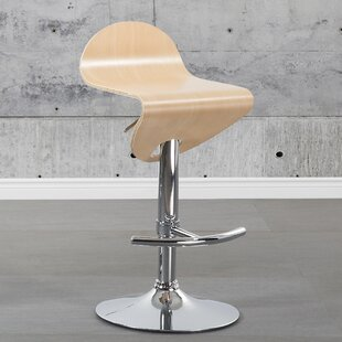 Lisa Adjustable Height Swivel Bar Stool