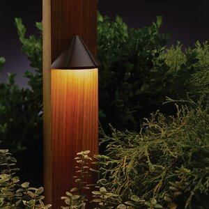 Triangular 1-Light Deck Light