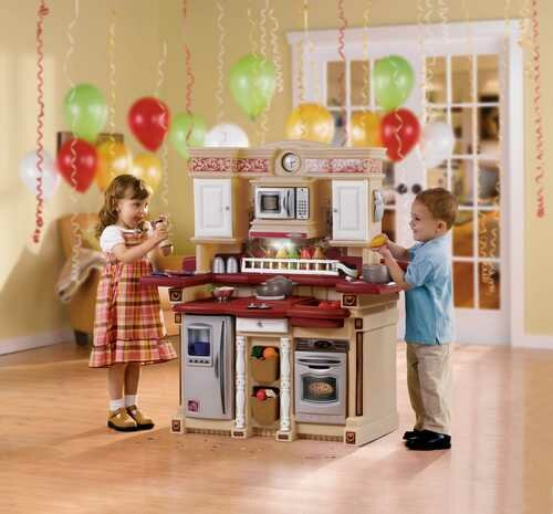 Step2 LifeStyle 33 Piece Party Time Kitchen Set & Reviews