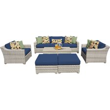 Fairmont Sectional Seating Group with Cushion
