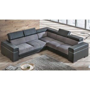 Parys Sleeper Sectional  sc 1 st  Wayfair : pit sectional sofas - Sectionals, Sofas & Couches
