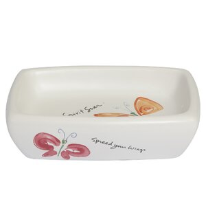 Flutterby Soap Dish