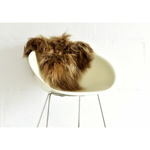 Cheree Sheepskin Seat Cover