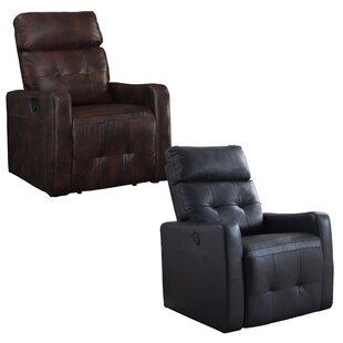 Merveilleux Izzy Design Upright Reclining Chair | Wayfair