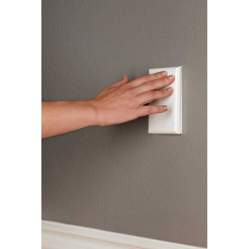 Gentil Paintable Electrical Outlet Cover