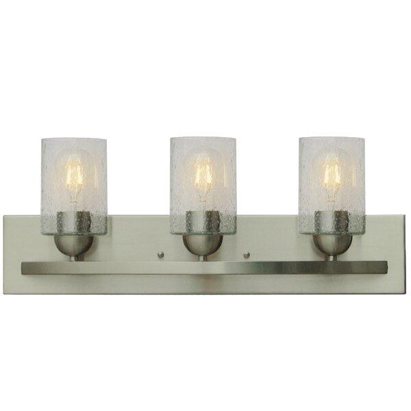Latitude Run Jurgens 3-Light Vanity Light | Wayfair