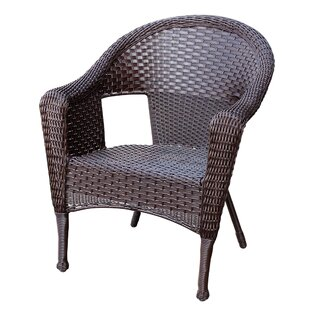 Gentil Winterbury Resin Wicker Clark Single Patio Chair