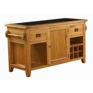 Kücheninsel Millais Premium mit Granitplatte von Alpen Home