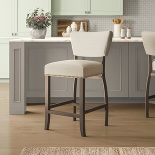Dunshee Upholstered Bar Stool