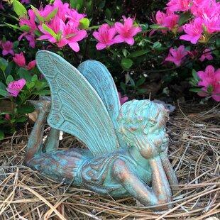 Genial Suffolk Fairy Dreamer Garden Statue