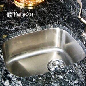 Nantucket Sinks Quidnet 18.5