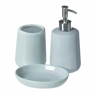 borgholm 3 piece bathroom accessory set