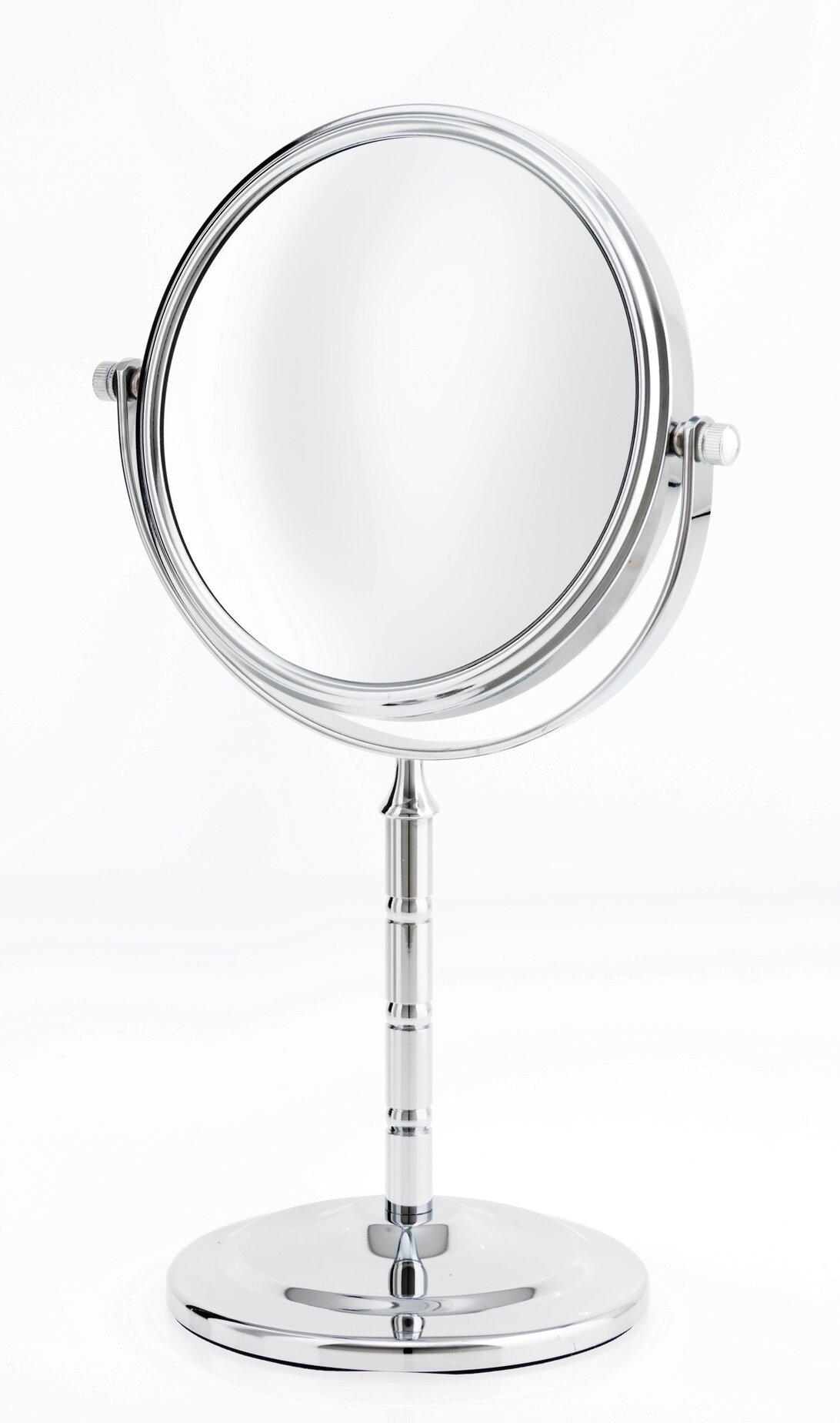 Danielle Creations Column Stemmed Vanity Mirror Wayfair Jerdon Mounted Wiring Diagram