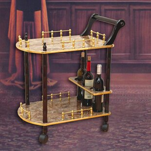 2-Tier Bar Cart