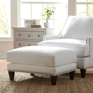 Larson Ottoman by Birch La..