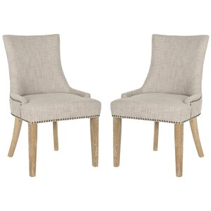 Lester Parsons Chair (Set of 2) by Safavieh