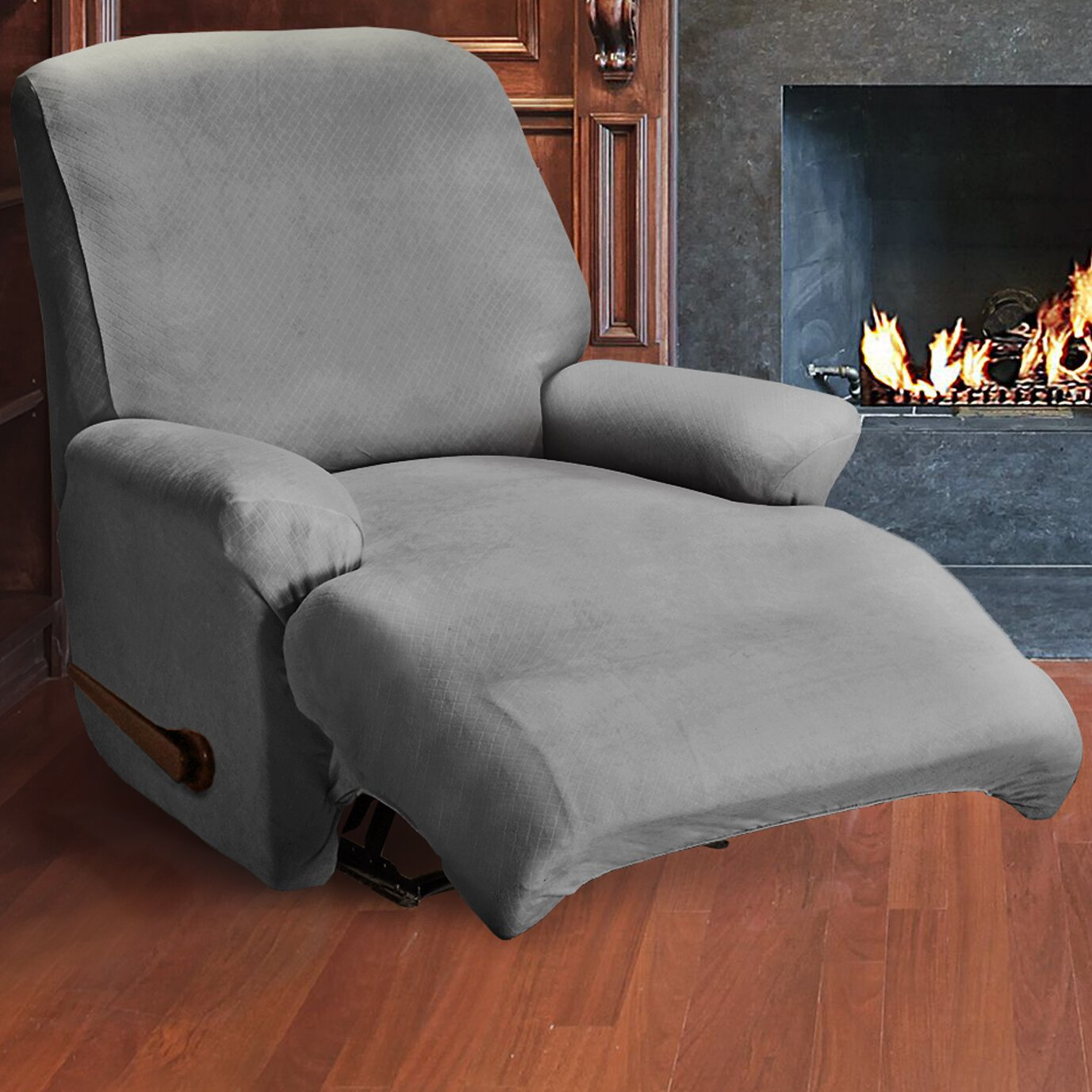 coverworks essex recliner slipcover reviews wayfair