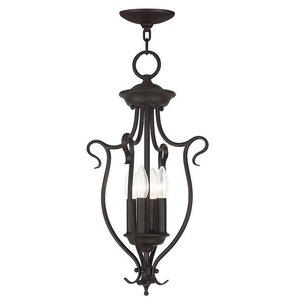 Lewisboro 4-Light Foyer Pendant