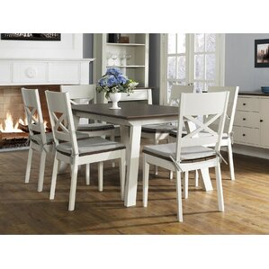 Manago 7 Piece Dining Set by Longshore Ti..