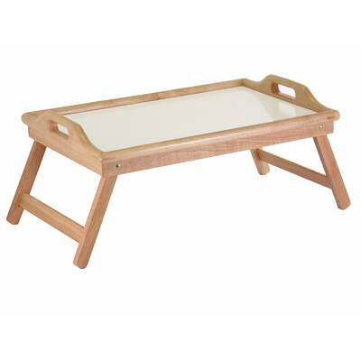 Annapolis Breakfast Tray With Handles And Foldable Legs