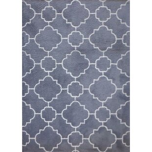 Buying Kamiah Hand-Tufted Gray/White Indoor Area Rug By One Allium Way