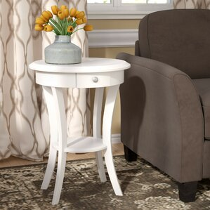 Emington End Table With Storag..