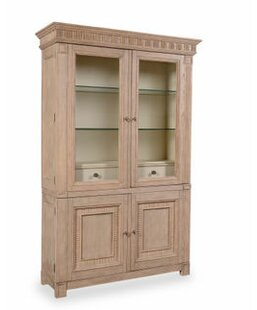 Augill Lighted China Cabinet