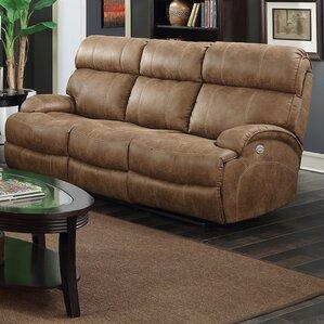 Duston Reclining Sofa by Red Barrel Studio