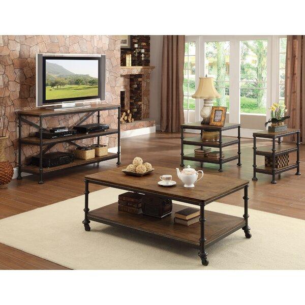 Lane Furniture Wood Coffee Table: Birch Lane™ Fairfax Coffee Table & Reviews