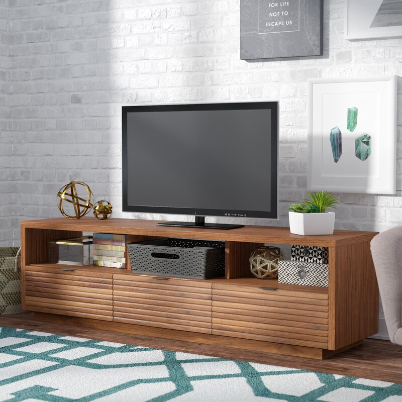 Mercury Row Posner 724 TV Stand amp Reviews Wayfair