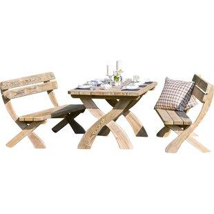 Stone Curved Bench Wayfaircouk - Stone picnic table set