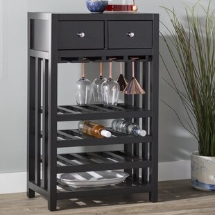 Humphries Tower Bar with Wine Storage