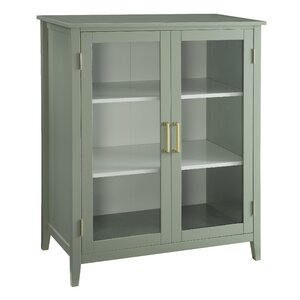 2 Door Storage Accent Cabinet