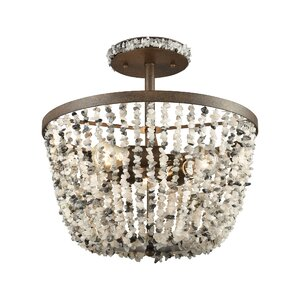 Buy Stanton 3-Light Semi Flush Mount!