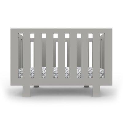 Spot on Square Eicho 2-in-1 Convertible Crib Color: Grey